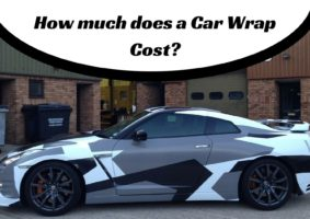 How much does it cost to wrap a car 2