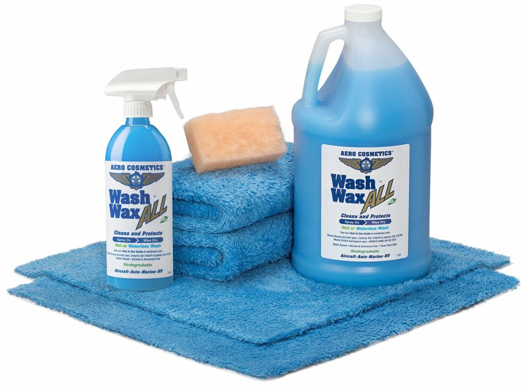 How To Use A Waterless Car Wash