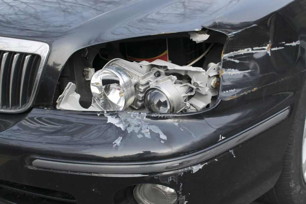 How to replace headlight assembly